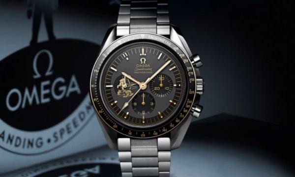 月面着陸50周年! オメガの新作「スピードマスター」は要チェック!――スペシャルなムーンウオッチ