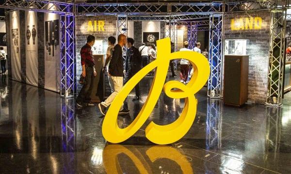大阪で開催された「oomiyaプレゼンツ ブライトリング・デイ」は今年も大盛況!!