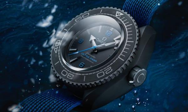 世界最深の潜水記録を支えた前代未聞のテクノロジー!「オメガ プラネット オーシャン」