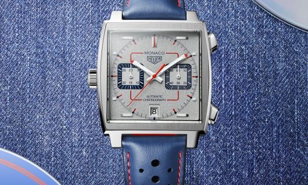 タグ・ホイヤーの象徴的クロノグラフの誕生50周年を祝う限定モデル第3弾