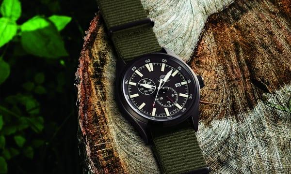 国産の腕時計ブランド「オリエント」の新作紹介!――SUN&MOONモデル、多針フィールド系モデル