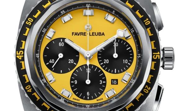 歴史に翻弄された幻の時計が刻む、新たな時間――ファーブル・ルーバ「レイダー・シースカイ」
