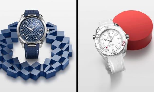 オリンピック公式計時を担当するオメガが東京大会を盛り上げるビッグサプライズ