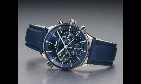 ドイツ時計の雄が、誕生20周年を迎えたバンカー向けコレクションの記念限定を発表