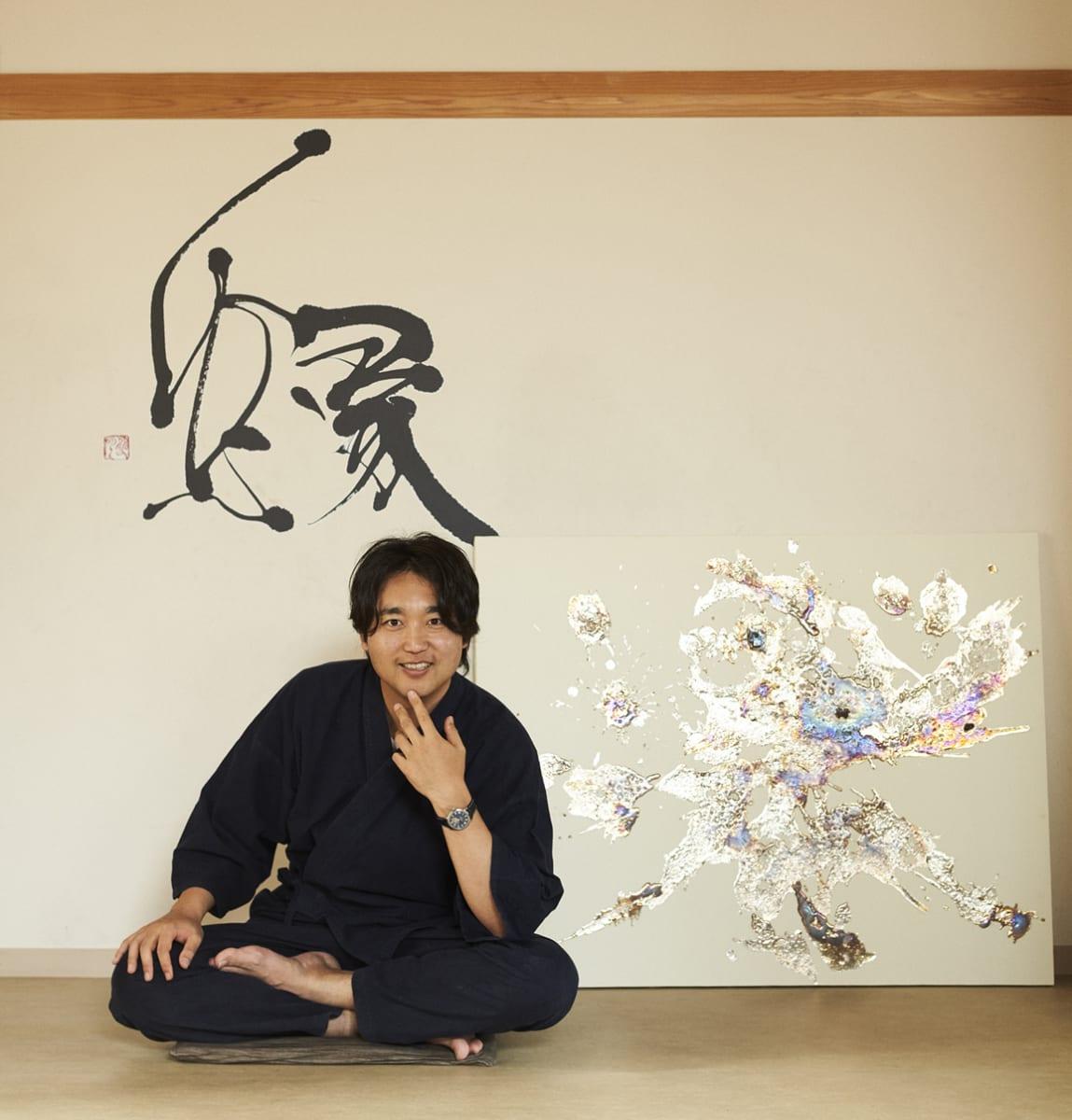自分を整えてくれるレイモンド・ウェイル――武田双雲さんと考える、時計 ...