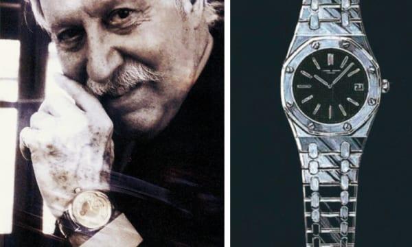 """【時計界の偉人列伝】前衛的デザインで高い評価を得た""""時計界のピカソ""""――ジェラルド・ジェンタ"""