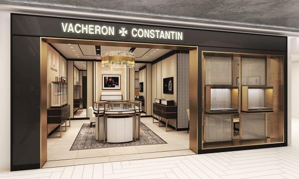西日本初となるヴァシュロン・コンスタンタンの直営店が大丸心斎橋店にオープン