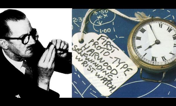 【時計界の偉人列伝】世界で初めて自動巻き機構を開発し、特許を取得した男――ジョン・ハーウッド