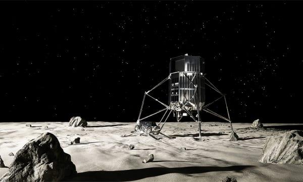 月着陸船と月面探査車に採用されるシチズンの腕時計素材