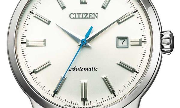 シチズンコレクションから5万円以下で買えるクラシカルな機械式時計が登場