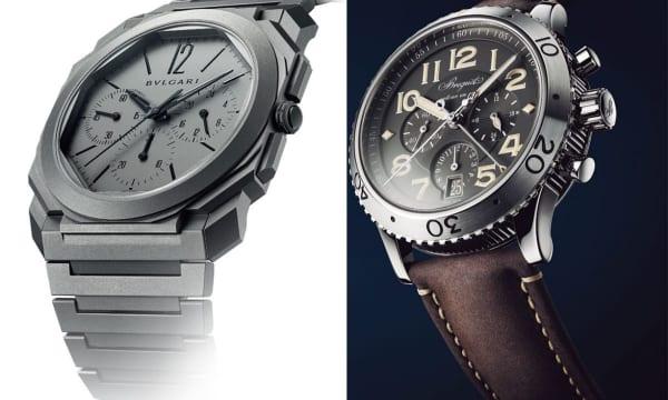 ウオッチナビが選んだ腕時計の進化を体現するクロノグラフ20選――ブレゲ、ブルガリ、パネライ編