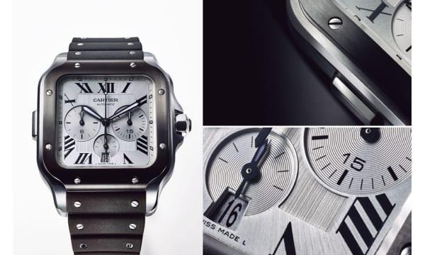 ウオッチナビが選んだ腕時計の進化を体現するクロノグラフ20選――カルティエ編