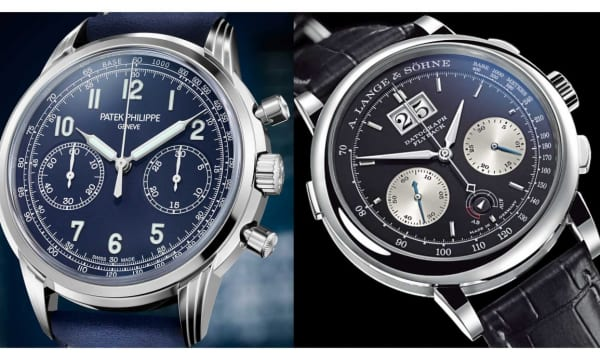 ウオッチナビが選んだ腕時計の進化を体現するクロノグラフ20選――パテック フィリップ、A.ランゲ&ゾーネ、RJ編