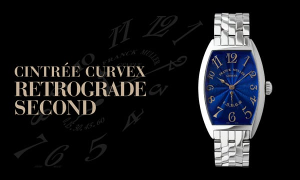 """""""時の尊さ""""を表現したフランク ミュラーの美しい複雑時計"""