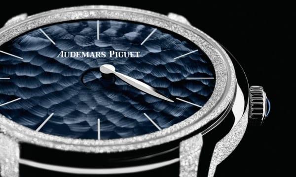 17世紀の単針時計から着想を得た、世界三大腕時計ブランド「オーデマ ピゲ」の新作