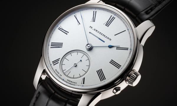 分針の先端はわずか0.05mm。伝説の時計職人に捧げるハンドメイドの上質ウオッチ