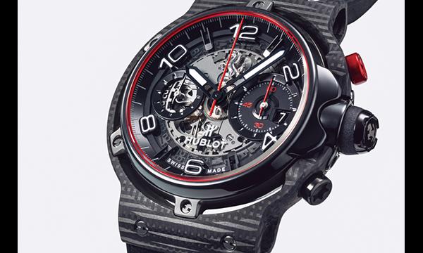 ウオッチナビが選んだ腕時計の進化を体現するクロノグラフ20選――ウブロ編