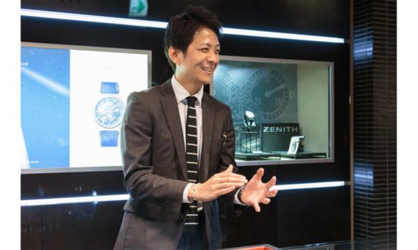 時計の名店を巡ってスタッフと好きな時計や地元について談議。岡山TOMIYA編